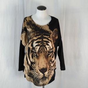 Sweaters - Tiger Sweater